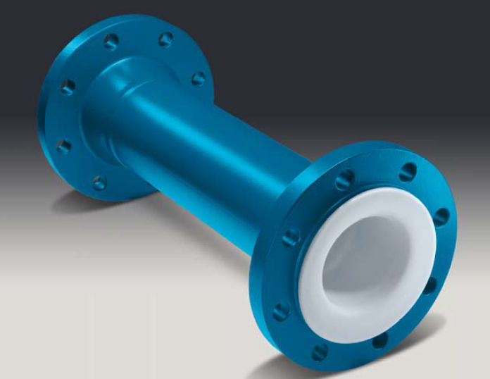 Flexible Pipe For Bladder Lining : Infinity lining pvt ltd lined piping systems
